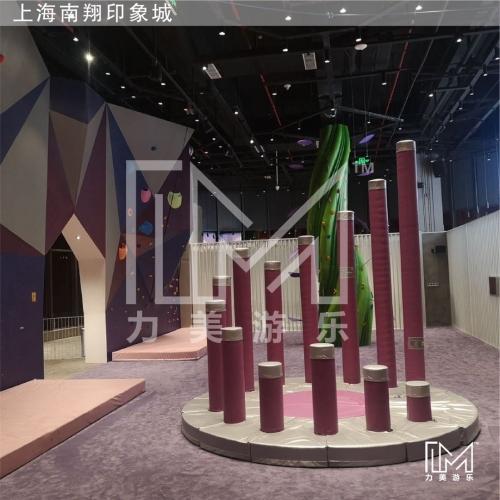 上海南翔印象城弹力猩球